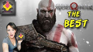 ❎ God of War 4 PS4 PRO Live Stream | God of War 4 PS4 Gameplay | ❎  TheGebs24