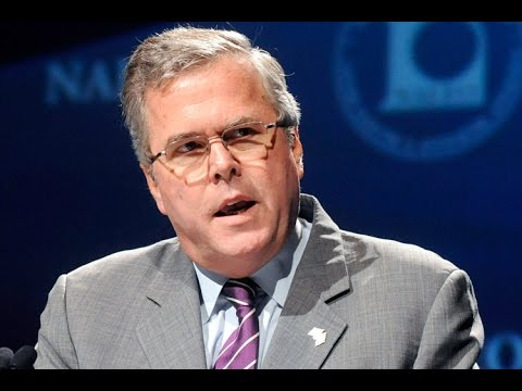 Jeb Bush Does Anti-Lobbyist Event Paid For By Lobbyists