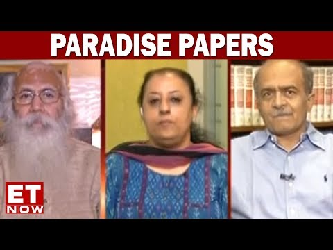 India Development Debate | Paradise Papers|Data leak reveals 714 Indians who stashed their money