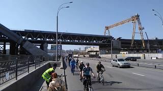 Экстрим вело-тур субботнего дня 21 апреля 2018