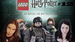 LEGO Harry Potter Years 1-4 Walkthrough 100% The Basilisk 2 Player Free Play All Crests Tokens Guide