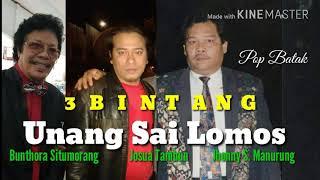 Unang Sai Lomos 3 Bintang Pop Batak, Lagu Batak Populer.mp3