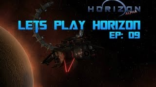 Horizon New 4x Strategy Space Game From L30 EP: 9