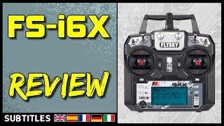 FlySky FS-i6X - Review
