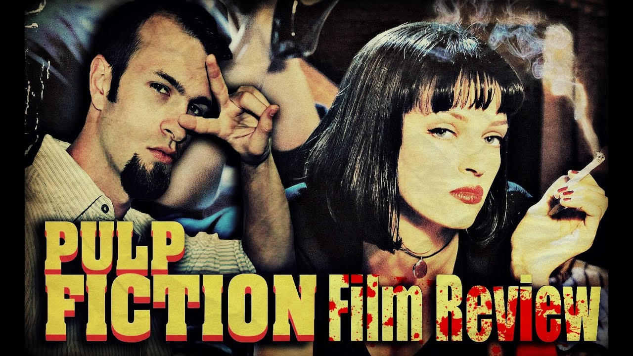 pulp fiction movie review Ever since quentin tarantino's pulp fiction created a sensation at this year's cannes film festival, where it won top honors (the palme d'or), it has.