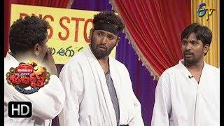 Kiraak RP Performance | Jabardsth | 3rd August 2017| ETV  Telugu