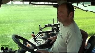 www trekkertrekker nl mowing grass with a mc corrmick xtx 165 krone mowers
