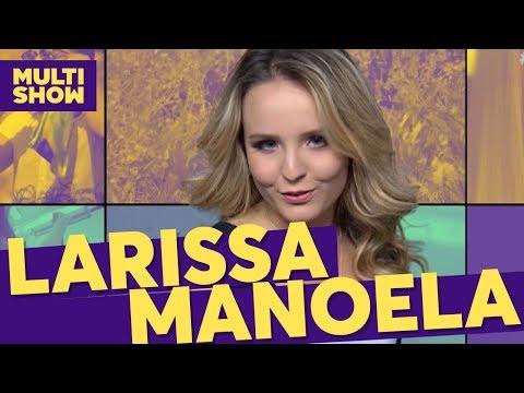 Larissa Manoela  TVZ Ao Vivo  Música Multishow