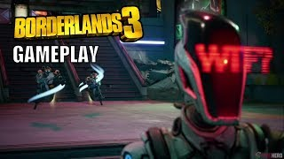 BORDERLANDS 3 Gameplay - Boss Fights, Side Missions, Story and More