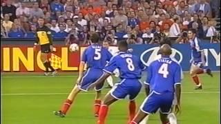 Чемпионат Европы по футболу 2000 31 Франция   Италия