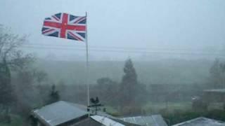 Derbyshire Snow Storm