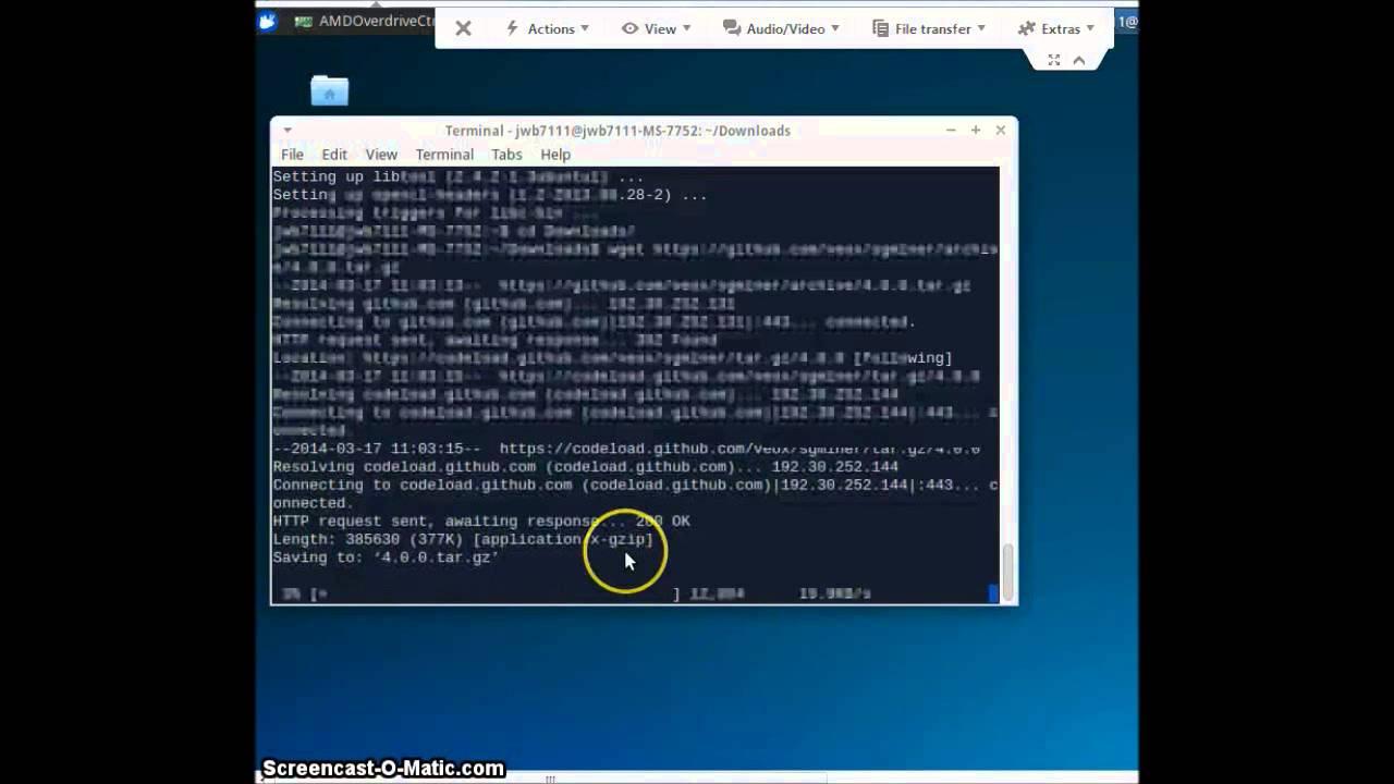 Compiling Sgminer (aka Cgminer 3 7 2) on 64bit Xubuntu Walkthrough (NOOB  GUIDE)
