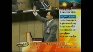 (Gone Wrong ) Thai politician gives Nazi salute and yells Heil Hitler in parliament