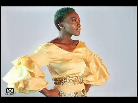 Renowned fashion designer Ya Awa Conateh of Yaws Creations explains her incredible journey