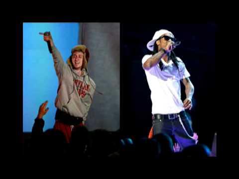 Lil Wayne vs. Asher Roth - A Milli