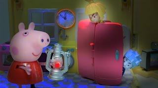 Мультик с игрушками про Фиксиков и свинку Пеппу. Новая серия