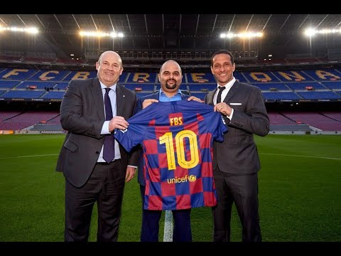 forexkini---fbs-and-fc-barcelona-partnership-agreement-signing-ceremony---highlights