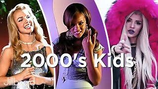 600 Songs That 2000's Kids Grew Up With (Nostalgic) ✓