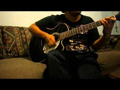 No corro, no grito, no empujo-Cover Guitarra