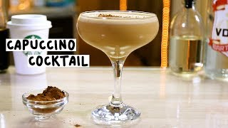 Cappuccino Cocktail