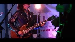 Carl Barat - NME Showcases Live In Glasgow H&M