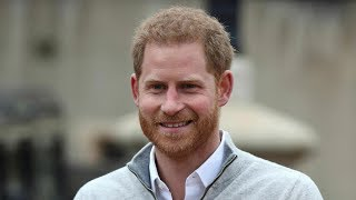 Beaming Prince Harry announces birth of his first child