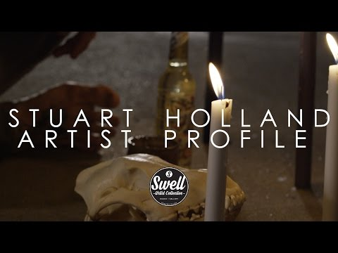 Stuart Holland Artist Profile