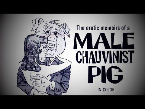 Mondo Squallido Ep 47: Memoirs Of A Male Chauvinist Pig (1973 dir: Raymond C. Hoersch)