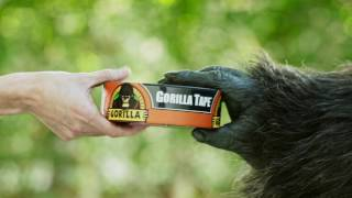 Gorilla Tape 2017 Commęrcial - 22sec