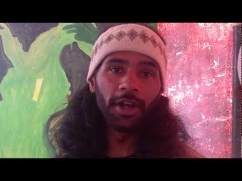 V-RADIO at Occupy Flint Pt. 1