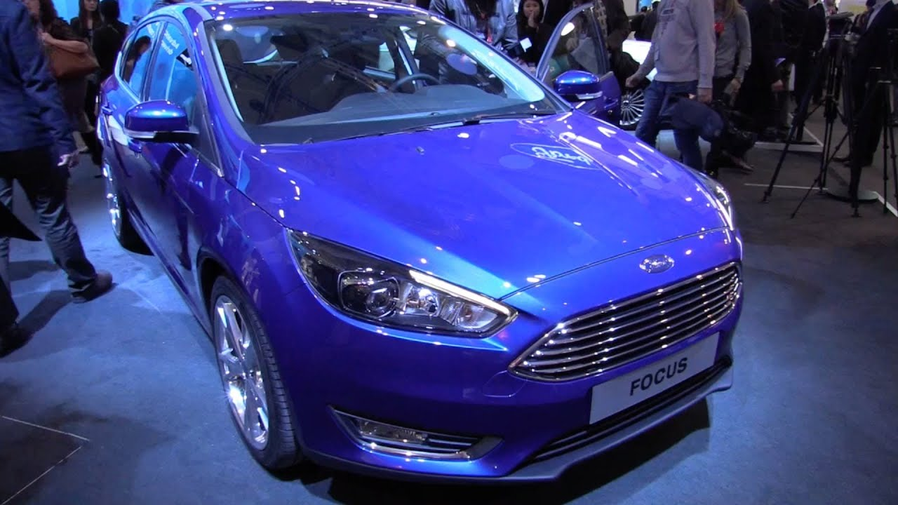 2015 ford focus mit sync 2 0 youtube. Black Bedroom Furniture Sets. Home Design Ideas