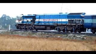 IRFCA Dekargaon (Tezpur) - Rangiya Passenger Train departing from Dekargaon thumbnail