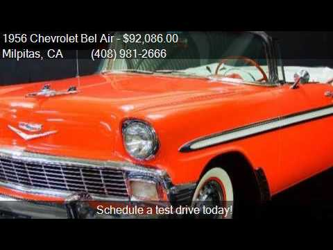 1956 Chevrolet Bel Air  for sale in Milpitas, CA 95035 at NB