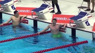 Рекорд побит! Адам Пити разменял 58 секунд на 100 брасс!