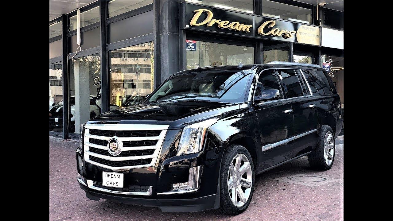 Cadillac Escalade Vip Edition Dream Cars Israel Youtube