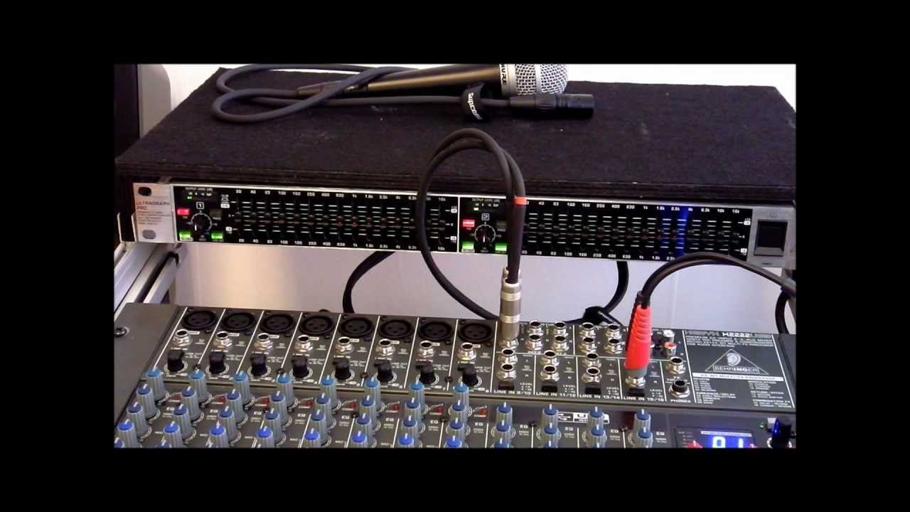 Connecting a Graphic EQ to a Receiver WITHout Tape Monitor- Vinyl Engine