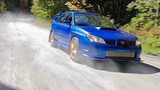 "440 HP Hawkeye Subaru STI | The Opposite of ""Stance"""