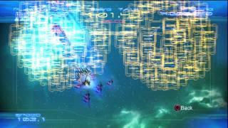 Galaga Legions DX PS3 Gameplay Championship 5,127,250