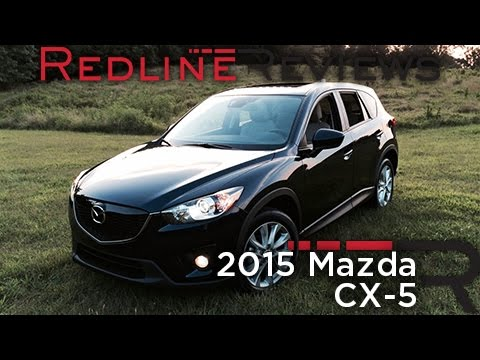 2015 Mazda CX-5 – Redline: Review