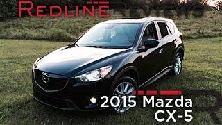 2015 Mazda CX-5 – Redline: Review