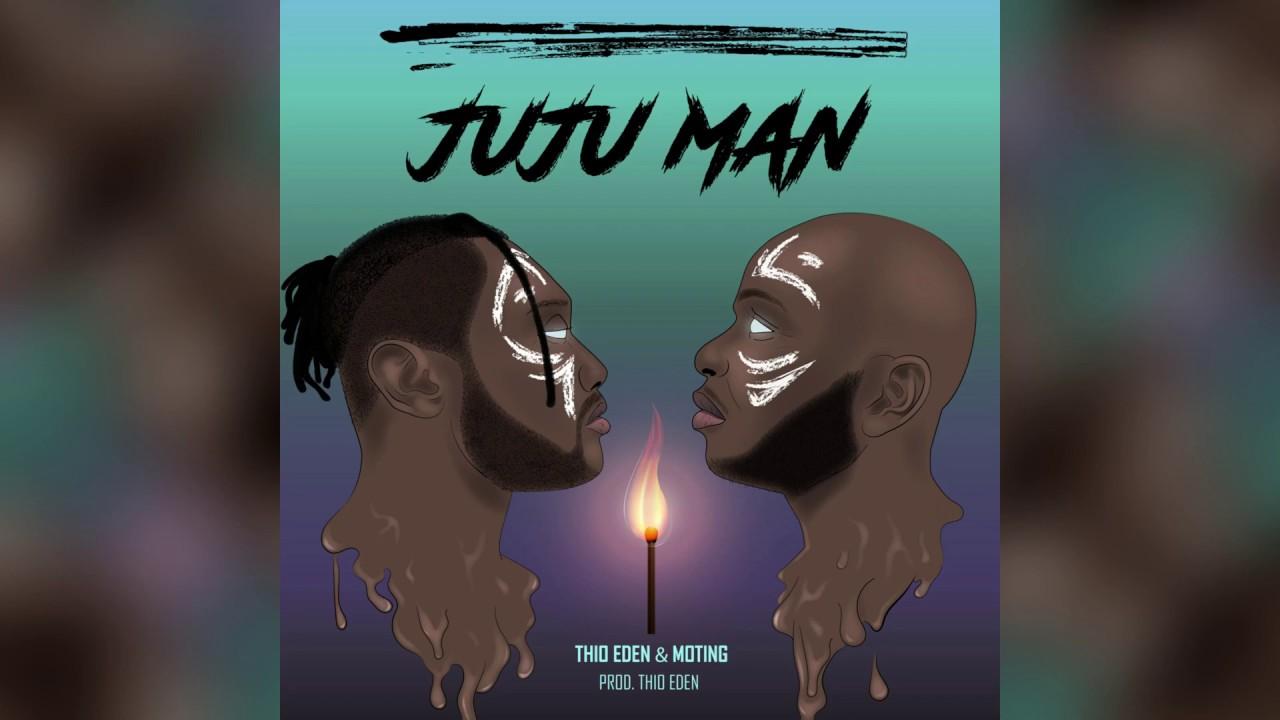 Thio Eden X Moting - Juju Man (Official Audio)