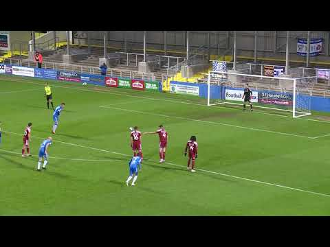 Barrow Accrington Goals And Highlights