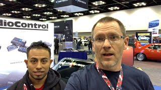 Live from knowledge Fest Indy 2019, at the Audiocontrol booth, show floor Tour