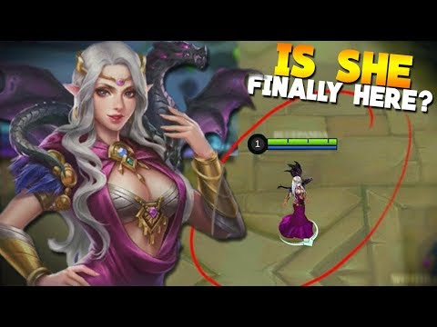 NEW HERO MALL! The Next Hero in Mobile Legends?