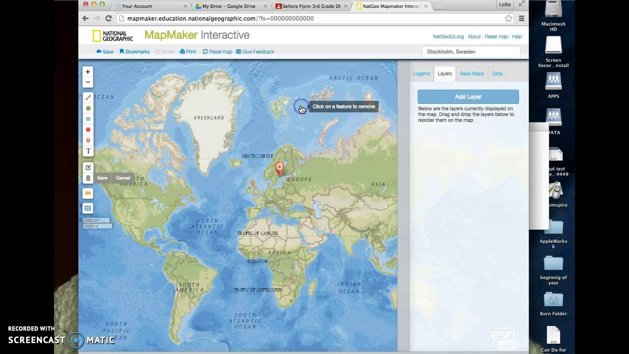 Mapa national geographic mapmaker interactive youtube mapa national geographic mapmaker interactive gumiabroncs Choice Image
