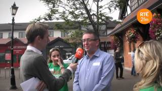 Tubridy live from Bray, home of Katie Taylor!
