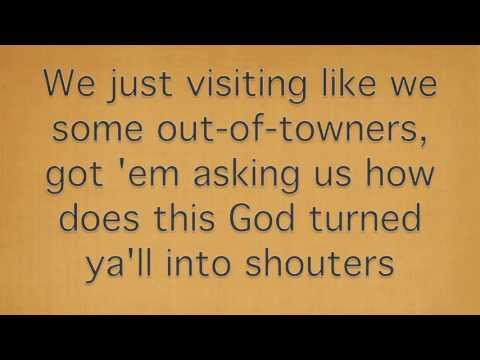 Andy Mineo - The Saints ft. KB & Trip Lee [Lyrics on Screen] (@AndyMineo @KB_HGA @reachrecords)