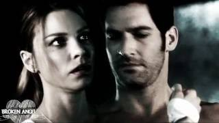 Lucifer and Chloe _ Крылья (1x13) [AU]