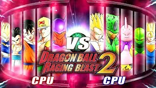 Dragon Ball Z Raging Blast 2 - Random Characters 12 | NEW Dragon Ball Super Movie