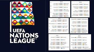 Футбол Лига Наций Результаты Таблицы Расписание 13й день Германия Россия Хорватия Испания